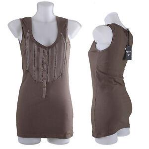 Haut-T-shirt-Femme-GUESS-Taille-XS-S-M-L-XL
