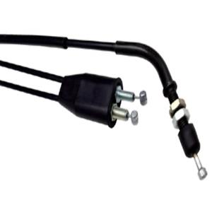 +4in. For 2006 Suzuki SV1000//S~Motion Pro 04-0331 Black Vinyl Throttle Cable