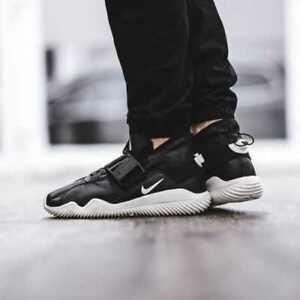 Nike-Komyuter-Prem-UK-Size-9-Mens-Shoes-Waterproof-Black-Mid-Trainers