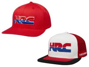 new concept a2dc2 98e6e Image is loading 2019-Fox-Racing-HRC-Snap-Back-amp-Flex-