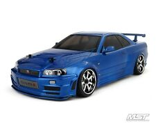 MST MS-01D 1/10 Scale 4WD RTR Drift Car (brushless) NISSAN R34 GT-R