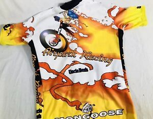 Pearl-Izumi-Mongoose-Racing-Jersey-Size-Mens-S-M