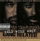 Gang Related [Original Soundtrack] [PA] by Various Artists (CD, May-2001, 2 Discs, Death Row (USA))