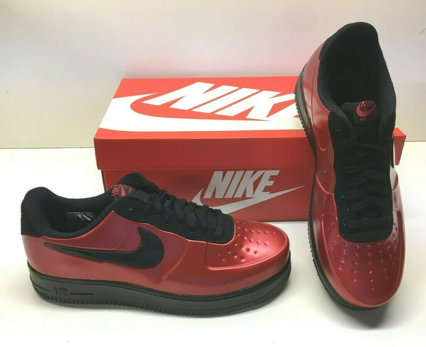Nike Air Force 1 Foamposite Pro Cup Shoes Mens Size 10.5 Aj3664 601