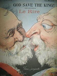LE-RIRE-CARICATURE-N-14-GOD-SAVE-THE-KING-DESSINS-LEANDRE-WILLETTE-GUYDO-FAIVRE