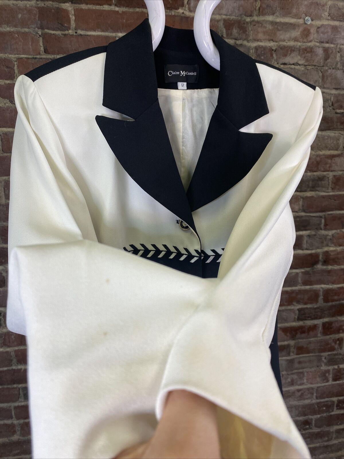 Claire McCardell vintage jacket circa 1950s Rocka… - image 6