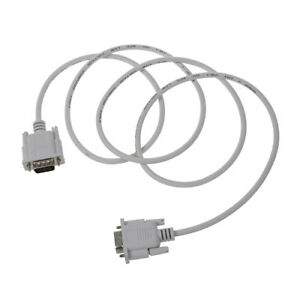 VGA-DB15-Male-To-RS232-DB9-Pin-Male-Adapter-Video-Graphic-Extension-Cable-R-F0E8