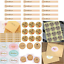 Fashion-Handmade-With-Love-Label-Sealing-Stickers-Candy-Bag-Wedding-Party-Gift thumbnail 3
