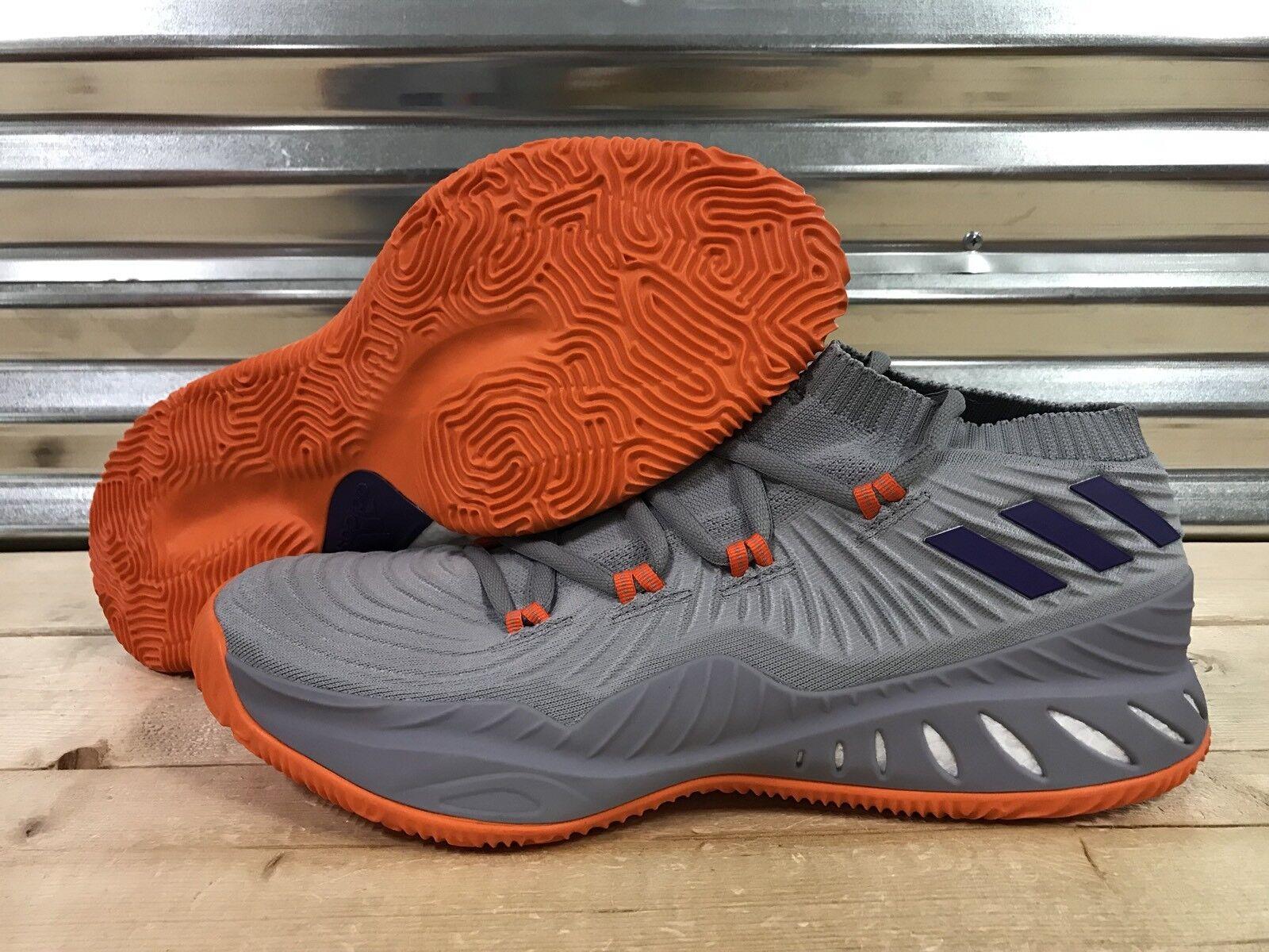 Adidas Crazy Explosive Low 2017 Phoenix Suns PE Dragan Bender grau SZ ( AH2269 )