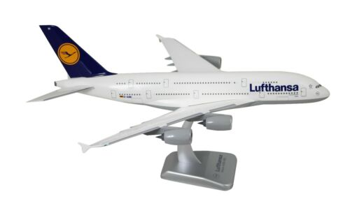 "Lufthansa D-AIMI Flugzeugmodell OVP LIMOX 1//200 Airbus A380-800 /""Berlin/"""
