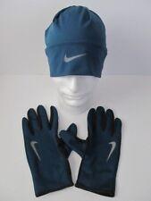 25367a57655 item 4 Nike Dri-Fit Men s Running Beanie Glove Set Space Blue Anthracite  L XL New -Nike Dri-Fit Men s Running Beanie Glove Set Space Blue Anthracite  L XL ...