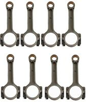 Gm Chevy 03-14 Ls 5.3l 6.0l Recon Stock Connecting Rod Set Of 8 W/ Floating Pins