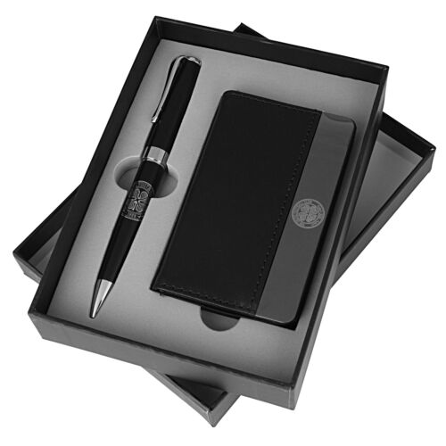 Celtic FC Official Football Gift Boxed Business Card Holder /& Pen