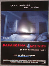 Affiche PARANORMAL ACTIVITY 4 Stephen Dunham KATIE FEATHERSTON 40x60cm