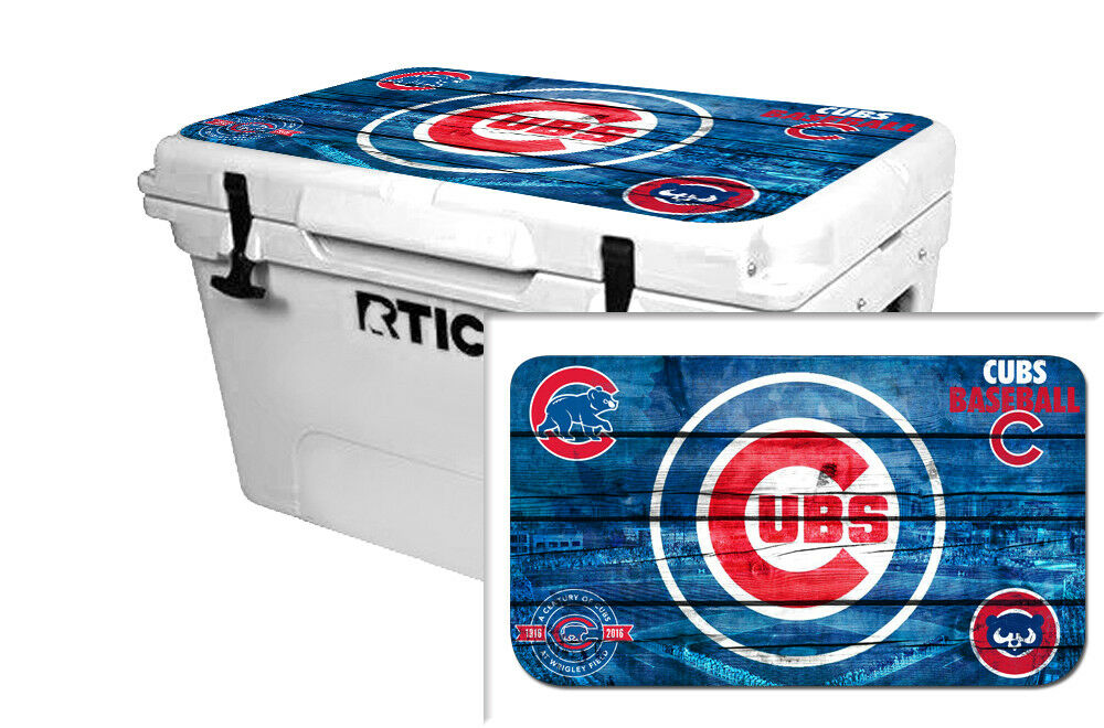 Graphic Skin  Wrap Lid Kit fits RTIC 65qt Cooler -  Sale - bluee Baseball  great selection & quick delivery