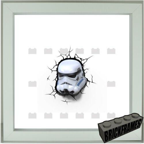 Display frame case for Lego Star Wars