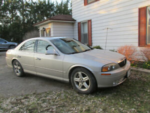 Lincoln LS - Low Mileage
