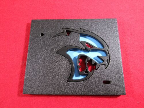 DODGE CHALLENGER REDEYE Black Redeye Badge RIGHT Side NEW OEM MOPAR