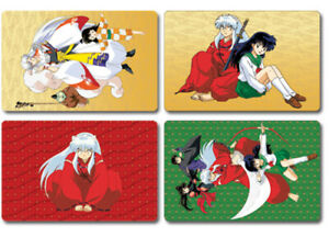 Inuyasha Group Poker Playing Cards Anime Licensed NEW