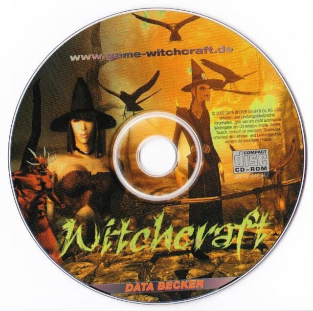 WITCHCRAFT HEXENJAGD DURCH MAGISCHE WELTEN! - PC Kult Klassiker - Top Rarität