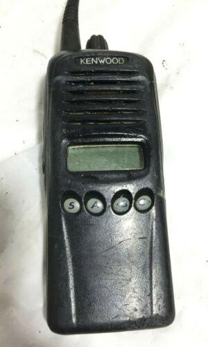 Kenwood TK-3180-K UHF FM TRANSCEIVER VOX ENHANCED AUDIO RADIO