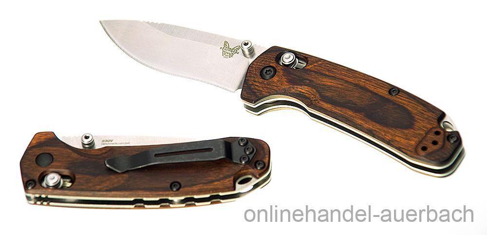 Benchmade 15031-2 North Fork Folder couteau couteau couteau de poche couteau pliant couteau d3c933