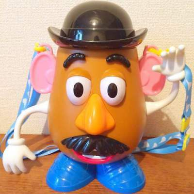 Toy Story Mr Potato Head Popcorn Bucket Figure Tokyo Disney Land Limited Fs Ebay