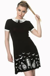 7447624be3c Image is loading Banned-Black-Magic-Wednesday-Addams-Family-Horror-Movie-