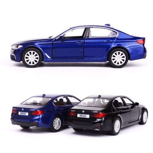 BMW M550i 1:36 Die Cast Modellauto Auto Spielzeug Model Pull Back Sammlung