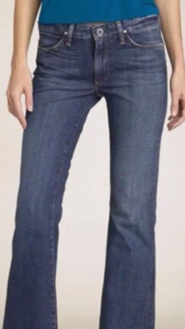Adriano goldschmied Women's Jeans The Gemini Boot Cut Size 29 X 33 NEW