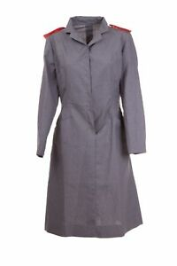 Nurses-Dress-QARANC-British-QA-039-s-WW2-Era-Authentic-RED-CROSS-FLAG-NEW-VTG-S-L