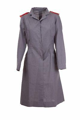 Nurses Dress QARANC British QA/'s WW2 Era Authentic RED CROSS FLAG NEW VTG S-L
