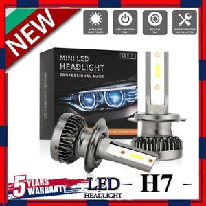 MINI-H7-LED-Headlight-Bulbs-Conversion-Kit-200W-48000LM-6000K-Hi-Lo-Beam-Lamps