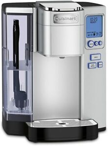 Cuisinart SS-10FR Premium Single-Serve Coffeemaker Grey - Certified Refurbished
