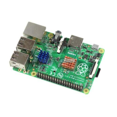 Aluminium Copper Cooling Heat sink Kit for Raspberry Pi 3 Raspberry Pi 2 B+