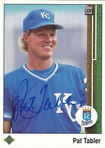 PAT-TABLER-KANSAS-CITY-ROYALS-SIGNED-CARD-METS-TORONTO-BLUE-JAYS-INDIANS-CUBS