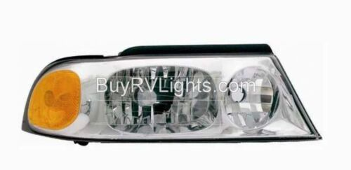 JAYCO AVATAR 2002 2003 2004 SET PAIR HEADLIGHTS HEAD LIGHTS FRONT LAMPS RV