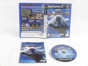 BALDUR-039-S-GATE-DARK-ALLIANCE-2-PS2-PlayStation-2-COMPLETO-PAL