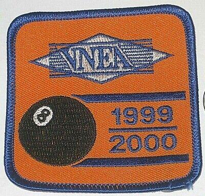 NEW  VNEA 1998-99 Patch Valley National 8-Ball League Association Las Vegas NV