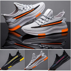 Men-039-s-Casual-Outdoor-Sports-Sneakers-Breathable-Running-Jogging-athletic-shoes