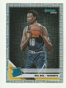 2019-20-Panini-Donruss-Infinite-Silver-Rated-Rookie-RC-Bol-Bol-Nuggets-234