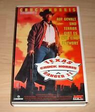 VHS - Texas Ranger 2 II - Chuck Norris - Cannon Videofilm - Videokassette