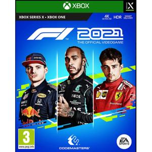 F1 2021 FORMULA 1 XBOX ONE E SERIES X GIOCO ITALIANO PREVENDITA USCITA 16 LUGLIO