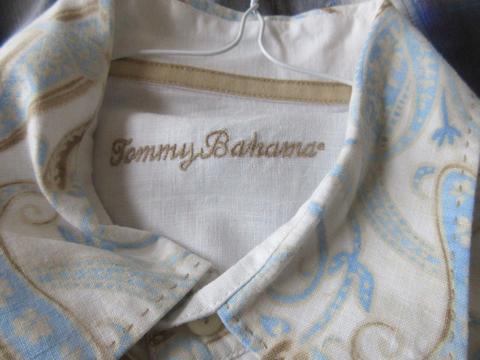 Tommy Bahama Jeans , Size L/G , Men's Long Sleeve Shirt
