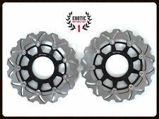 Front Brake Disc Rotors Set for Honda CBR929RR CBR954RR  Wave Rotors