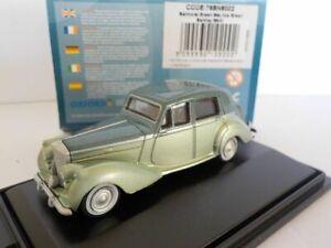 Model-Car-Bentley-MkVI-Balmoral-Green-Met-Ice-Green-1-76-New-76bn6002-oxford