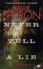 Never Tell a Lie-ExLibrary
