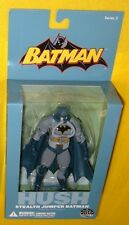 "STEALTH JUMPER BATMAN HUSH LEE & ROBIN MILLER DC DIRECT EXCLUSIVE FIGURE 7"" MIB"