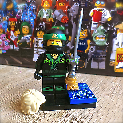 Lloyd Garmadon Factory Sealed! 71019 LEGO NINJAGO MOVIE LEGO MINIFIGURES