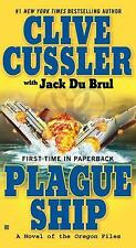 Plague Ship (The Oregon Files) - Acceptable - Cussler, Clive - Paperback